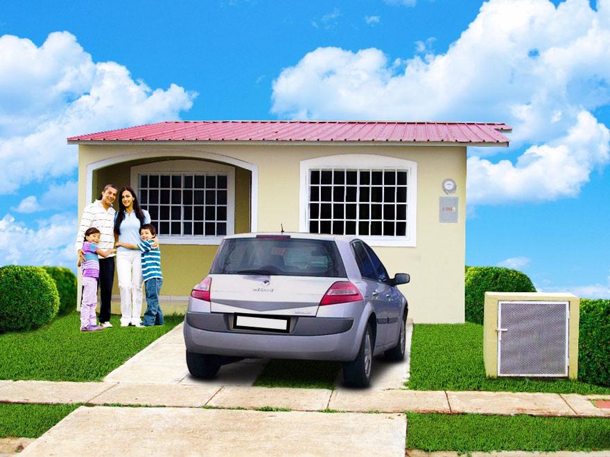 Residencial los jardines inmobiliaria constructec s a for Inmobiliaria jardines